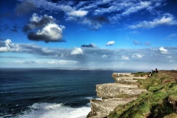 Ireland's goregeous Cliff's of Moher.