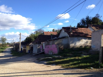 A Roma ghetto in the Hungarian city of Miskolc. This neighborhood, and others just like it, are being threatened with mass evictions.