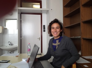 Hannah Szekeres, Bruneau's research assistant, set up the collaboration in Hungary.