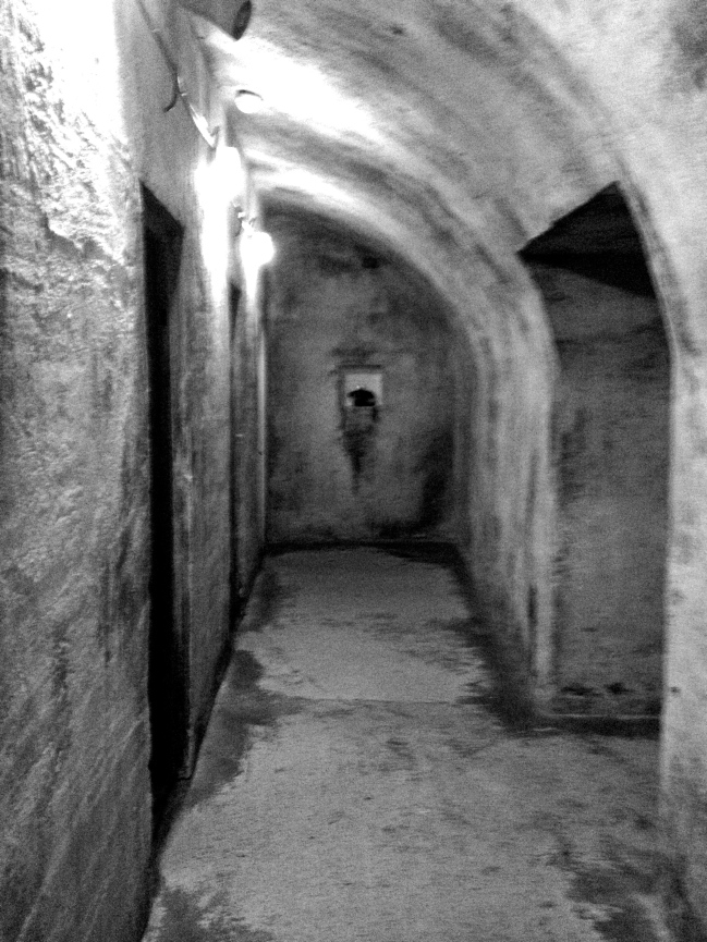 Basement Prison.