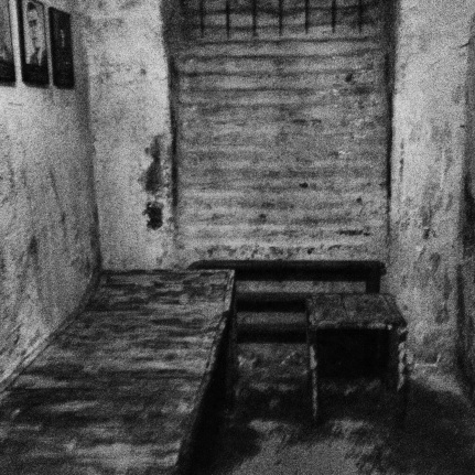 Cell, basement Prison.